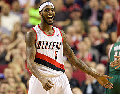 It wasn't all smiles for Will Barton and Portland, which needs overtime to beat the league's worst team. (USATSI)