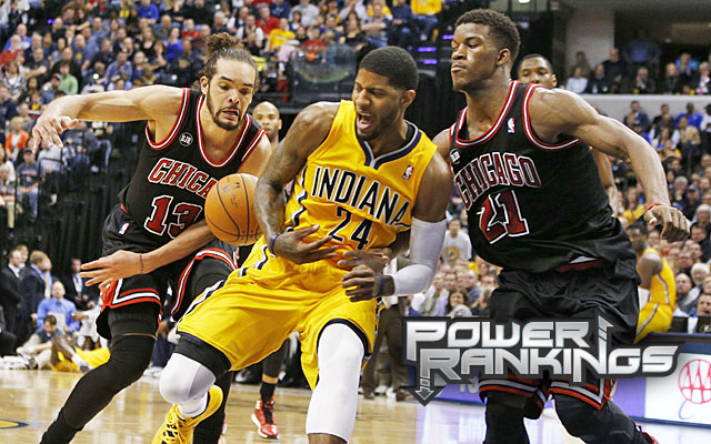 The Pacers' recent struggles and Bulls' limited potential also hamper the Central Division. (USATSI)