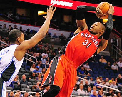 Terrence Ross and the Raptors blow a 21-point lead, but manage to avoid the total meltdown. (USATSI)