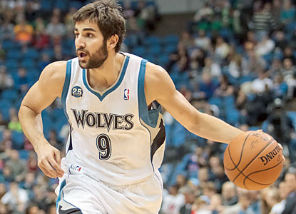 Ricky Rubio (23 points) provides more offense than usual, making a career-high 10 field goals in 17 attempts. (USATSI)