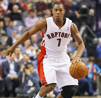 Kyle Lowry returns from a three-game absence and scores a game-high 29 points along with eight assists. (USATSI)