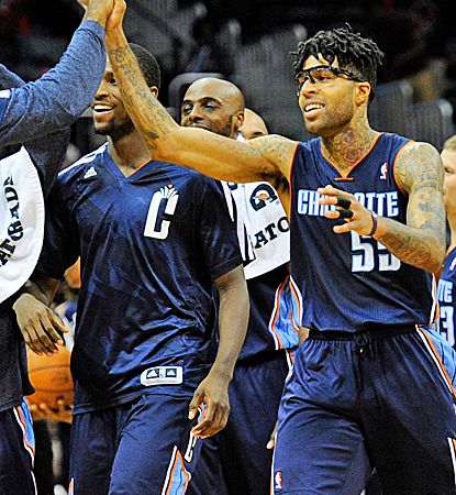 Already locked into the playoffs, the Bobcats remain alive for the No. 6 seed with a win over Atlanta. (USATSI)