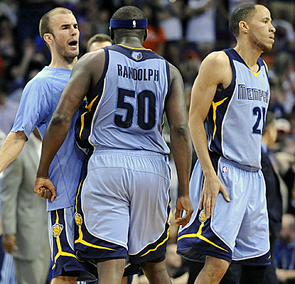 The Grizzlies force themselves into the playoffs and will be a tough out for whomever they face.  (USATSI)
