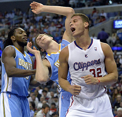 Blake Griffin picks up his 16th technical foul, but he was already planning on taking the season finale off. (USATSI)