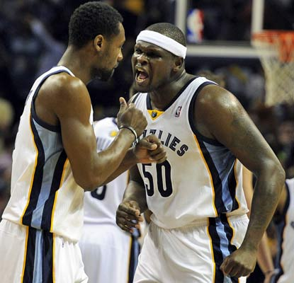The Grizzlies grind out their 14th straight home win and will face Oklahoma City once again in the postseason.  (USATSI)