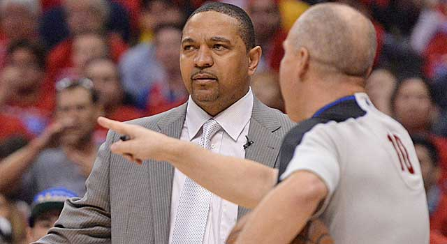 Mark Jackson wins 51 regular-season games, is up 1-0 on the Clippers and it may not be enough. (USATSI)