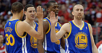 Golden State Warriors (USATSI)
