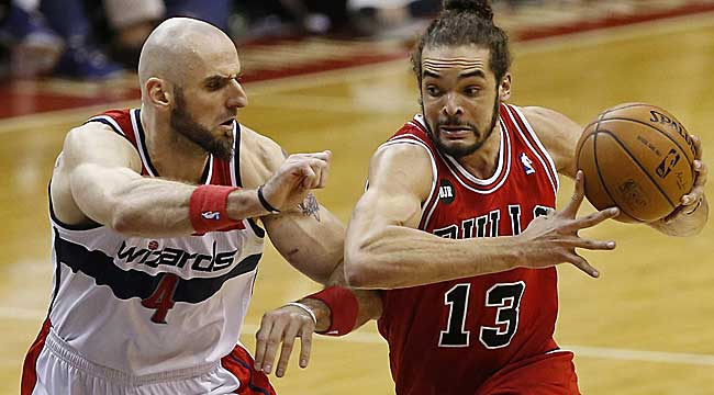 7 ET: Wizards back in playoffs vs. Bulls