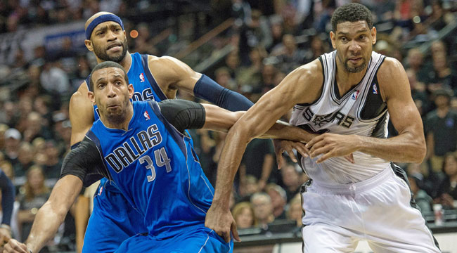 Mavs' best may not be enough against Spurs
