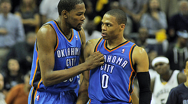Young: Westbrook, KD must trust team