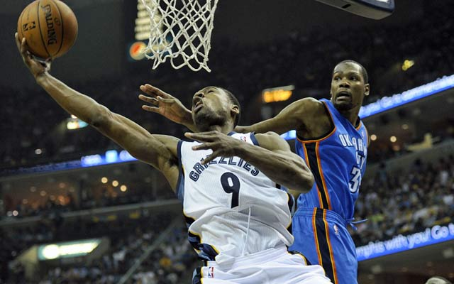 Tony Allen can drive you crazy, but he's vital to the Grizzlies. (USATSI)
