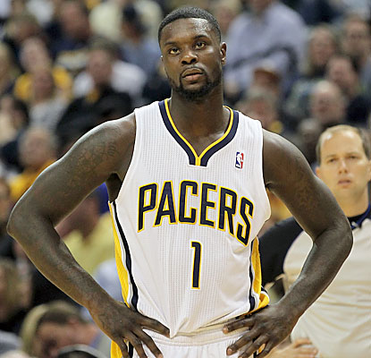 The Hawks have Lance Stephenson and the top-seeded Pacers on the brink of elimination after an impressive win in Indiana. (USATSI)