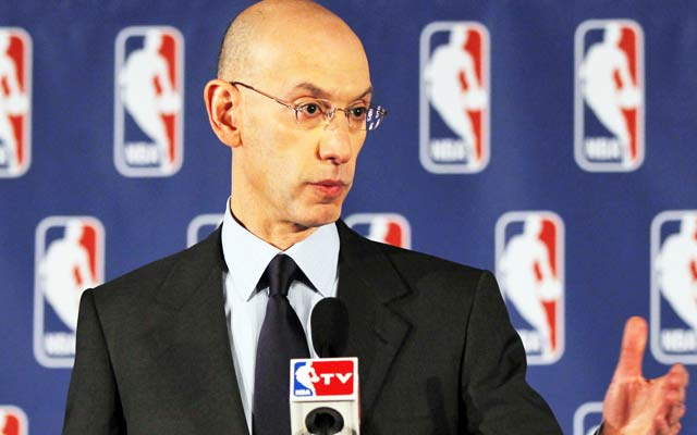 Adam Silver and the NBA reportedly have a plan in case Sterling fights them. (USATSI)