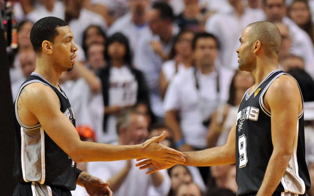 The Spurs shrug off last year's Game 6 with an impressive win in Game 3. (USATSI)