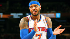 Melo re-signing with Knicks?