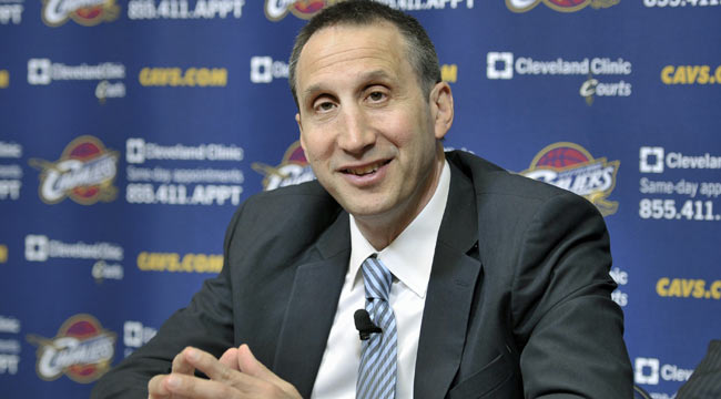 Harper: New Cavs coach excited for LBJ era