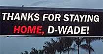 Wade sign (screengrab)