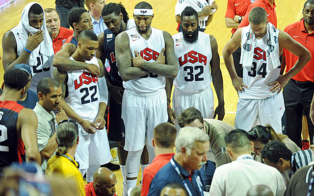 Is it wise to maintain Team USA with NBA players?  (USATSI)