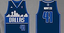 Mavs unis (screen shot)