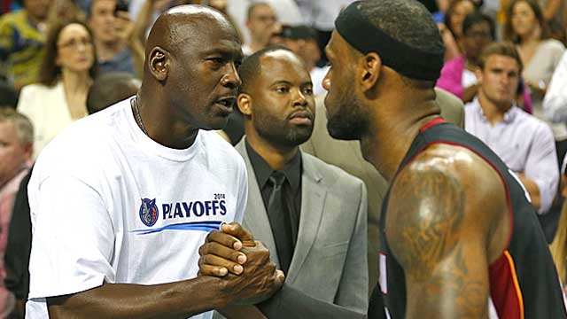 In Charlotte, a team and its owner, Michael Jordan, get a ...