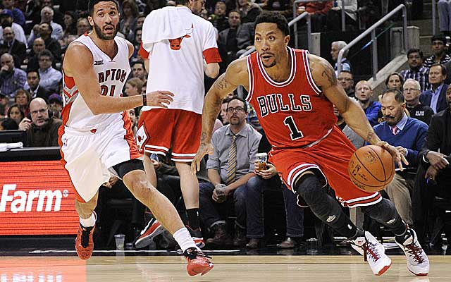 7c4719bc936b Derrick Rose has been open with his thoughts on his long-term health. (