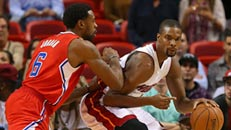 LIVE: Clippers-Heat