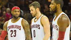 Berger: What's up with Cavs?