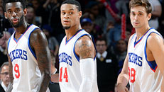 Berger: 76ers tanking away