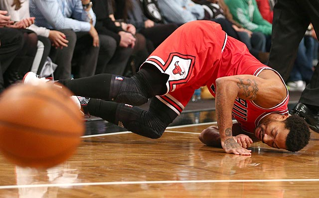 Derrick Rose And The Conflicting Perspectives Of Athlete And Fan