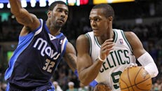 Rondo headed to Dallas