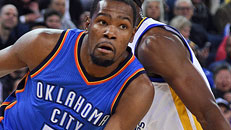 LIVE: Thunder at Warriors