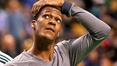 Is Rondo new Kidd off block?