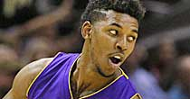 Nick Young (USATSI)