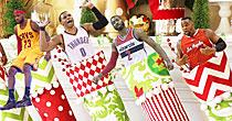 NBA Xmas (USATSI)