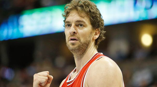 Gasol goes for 23 as Bulls get past Lakers