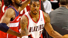 LIVE: Wizards-Blazers