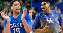 Okafor and Towns (USATSI)