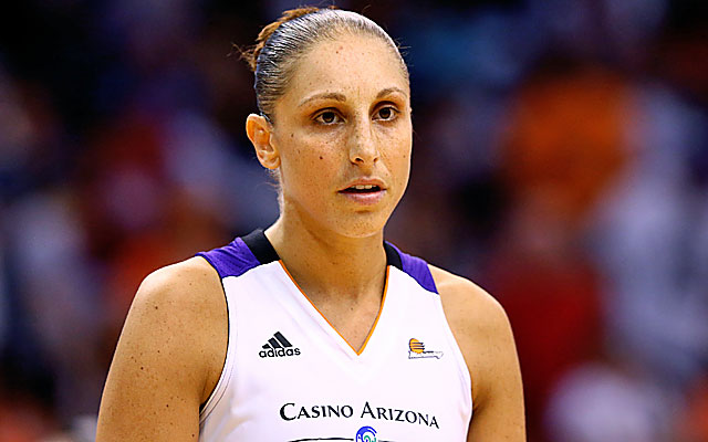 Taurasi is going to enjoy her first full offseason in over a decade. (USATSI)