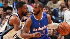 Follow: Clippers-Grizzlies
