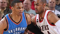 Follow: Thunder-Blazers