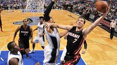 Dragic reshapes Heat