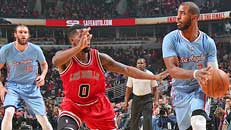 Clippers stop Bulls