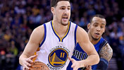 Klay Thompson (Getty Images)