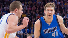 LIVE: Mavs at Warriors