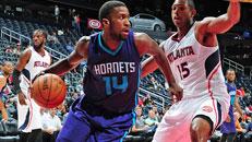 Follow: Hawks-Hornets