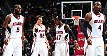 Atlanta Hawks (USATSI)