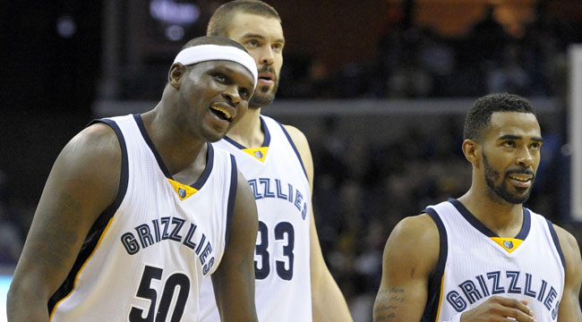 Power Rankings: Grizzlies too high on 'if' factor