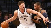Brook Lopez; Lavoy Allen 2014 Dec 27 ... 650 (USATSI)