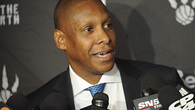 Raptors GM Ujiri won't trash talk Wizards because of President Obama