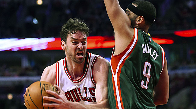 7 ET: Bulls draw the pesky young Bucks